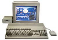 Amiga 500 system